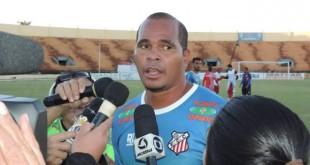 Chulapa entrou no final e fez o gol do Comercial na primeira final (Foto: Renato Giansante)