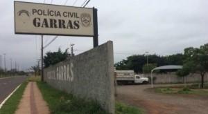 O preso foi encontro morto, nesta madrugada em uma das celas do Garras. (Foto: Guilherme Henri)