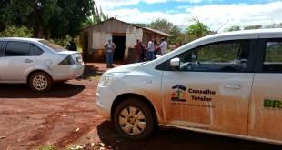 Caso ocorreu na aldeia Bororó, em Dourados - Fotos: Osvaldo Duarte
