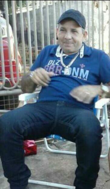"""Antônio Eulálio Melo de 51 anos conhecido como """"preto"""" Foto: Divulgação"""